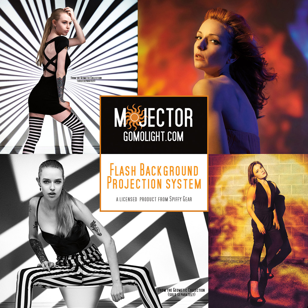Mojector Background Image Projector